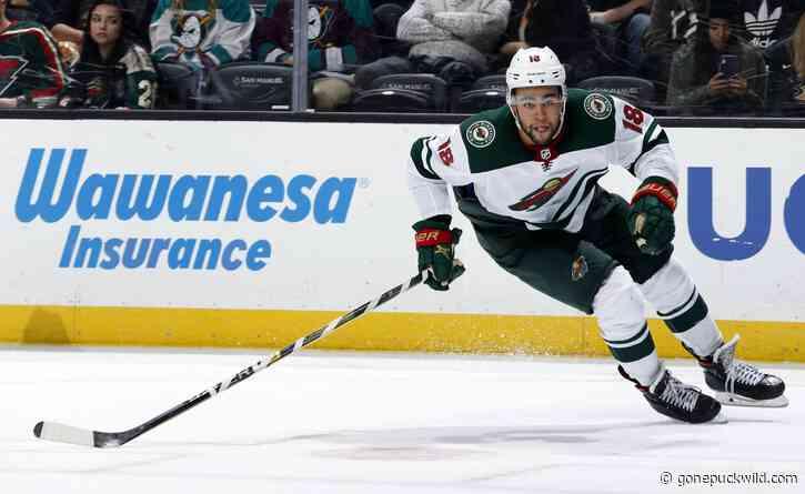 Minnesota Wild and Bill Guerin Bet on Jordan Greenway