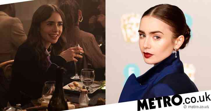 Lily Collins responds to 'disheartening' Emily In Paris backlash over divisive 'clichés'