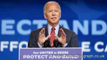 Biden vows not to make 'false promises' about pandemic