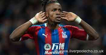 Everton news and transfers - Zaha exit claim made