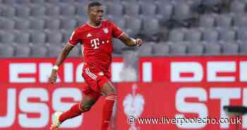 Liverpool news and transfers - David Alaba shortlisted