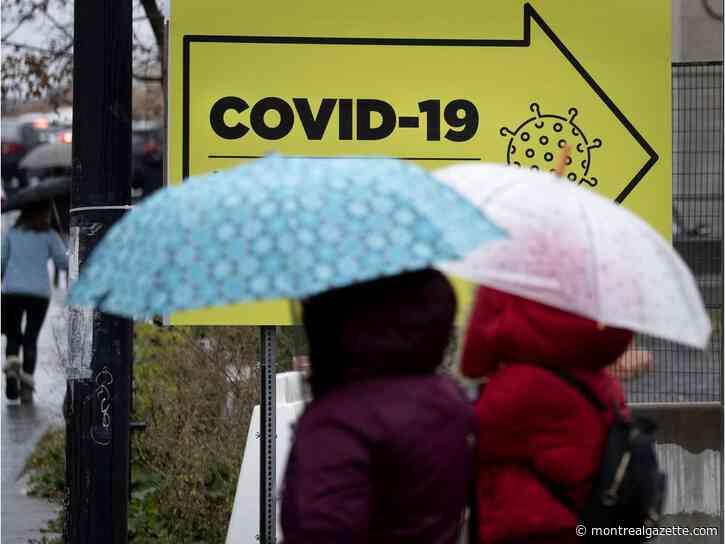 Quebec still struggling to clear backlog of COVID-19 tests