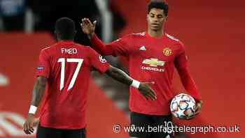 Marcus Rashford nets hat-trick as Manchester United crush RB Leipzig