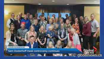 Controversy over Ontario MPP not physical distancing or wearing mask in photo continues