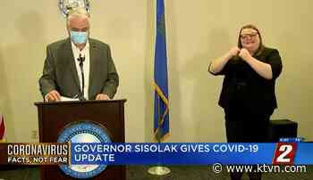 Governor Sisolak Holds Press Conference to Update Nevada's COVID-19 Efforts