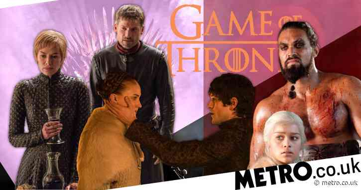 Game of Thrones: The most uncomfortable pairings ever, from Sansa and Ramsay to Cersei and Jaime