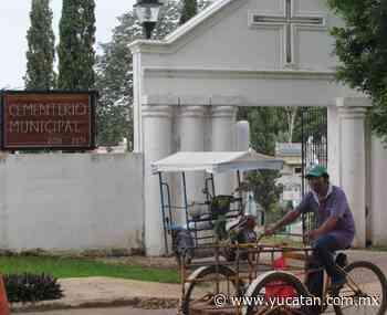 Nada sobre visitas a cementerio en Peto - El Diario de Yucatán