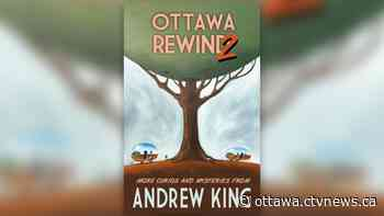 History sleuth Andrew King with two Manotick stories: A haunting and a long-forgotten distillery - CTV News Ottawa