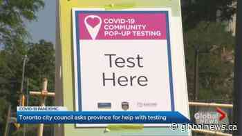 5th of Toronto's COVID-19 cases occurred in city's northwest in past 3 weeks