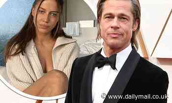 Brad Pitt, 56, and model girlfriend Nicole Poturalski, 27, 'break up after whirlwind romance'