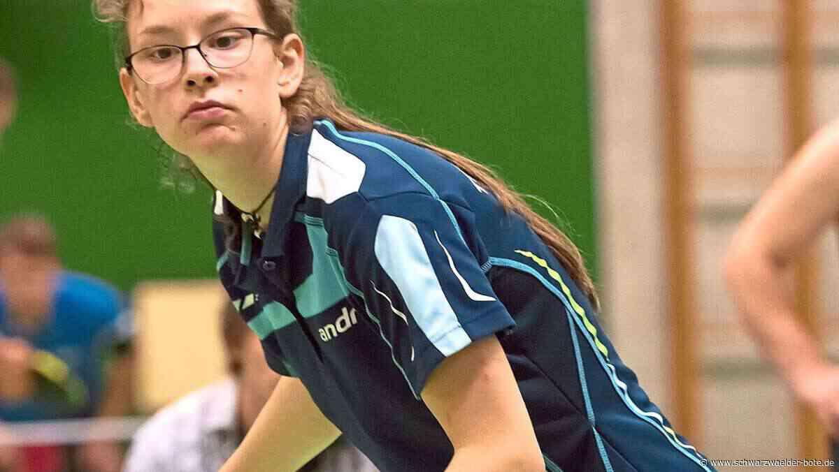 Tischtennis: Derby klare Sache für Rottweil - Tischtennis - Schwarzwälder Bote