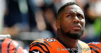 Twitter reacts to Seahawks - Bengals trade of Carlos Dunlap - B.J. Finney - Cincy Jungle