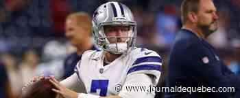 Les Cowboys sur le point d'ajouter un quart-arrière