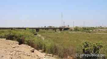 La Libertad: construyen defensas ribereñas que protegerá cultivos en valle Chicama - LaRepública.pe