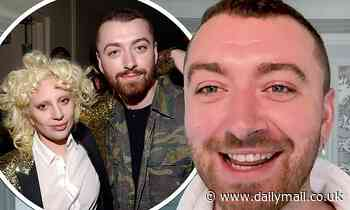 Sam Smith reveals Lady Gaga helped them  come to terms with their non-binary gender identity
