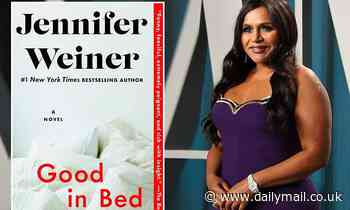 Mindy Kaling set to star in and produce an adaptation of Jennifer Weiner's Good in Bed