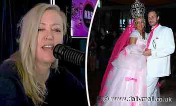 Jackie 'O' Henderson sets the record straight on her 'bogan' wedding