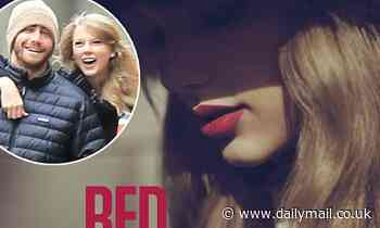 Taylor Swift calls Red 'true breakup album' as fans continue to wonder if it's about Jake Gyllenhaal