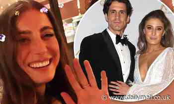 Rebecca Harding FORGETS her anniversary with funnyman Andy Lee
