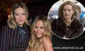 Laura Whitmore reflects on a 'difficult year' after close friend Caroline Flack's death
