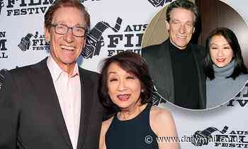 Connie Chung and Maury Povich say their love is as strong as ever after 36 years of marriage