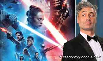 Star Wars: The Rise of Skywalker actor talks RETURNING to work with Taika Waititi