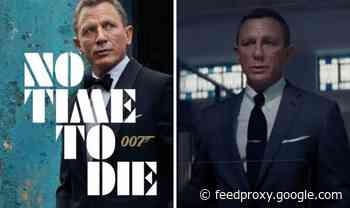 James Bond streaming: Will No Time to Die be available to stream?