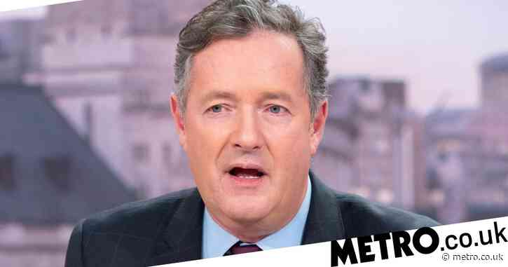 Piers Morgan hits back at 'death threats' from 'Covidiots' online as he calls for national lockdown