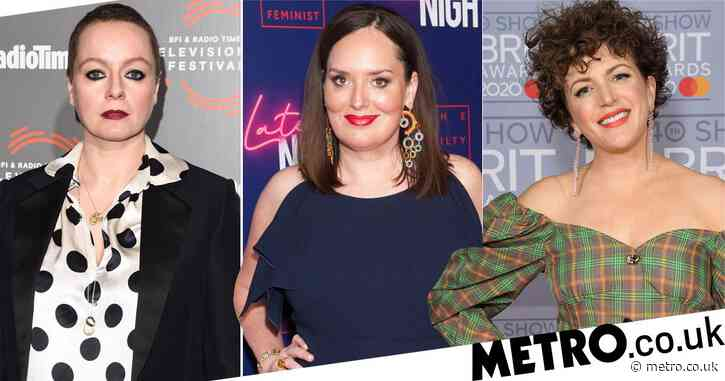 Samantha Morton, Annie Mac and Deborah Frances-White join forces to support young care leavers