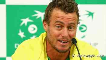 Hewitt leads fan vote for Tennis Hall of Fame