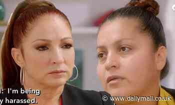 Gloria Estefan has intimate chat with mother of late Texas soldier Vanessa Guillen