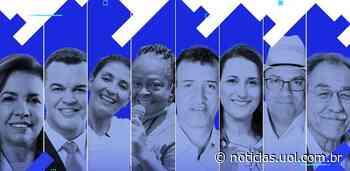 UOL transmite debate entre candidatos a prefeito de Guarulhos (SP) - UOL Notícias