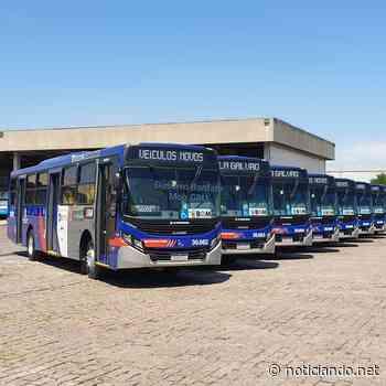 EMTU reforça frota de ônibus na cidade de Guarulhos - Rede Noticiando