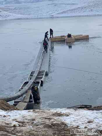 After nearly a year of stopgap fixes, Pond Inlet's water system is working - Nunatsiaq News