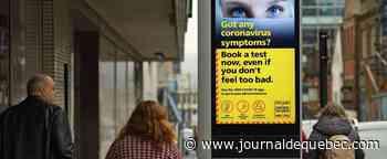 Le nombre de malades de la COVID-19 double tous les neuf jours en Angleterre