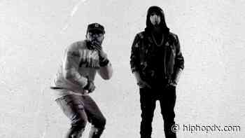Eminem Congratulated By Royce Da 5'9 For 'Music To Be Murdered By' Million Sales Milestone