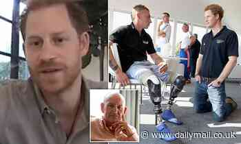 SEBASTIAN SHAKESPEARE: Labour tycoon is called in to get Prince Harry's Invictus Games jumping