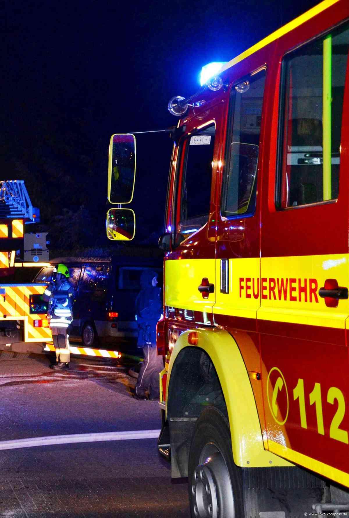 Polizei Langenfeld sucht Zeugen: Feuer im Industriegebiet - Lokalkompass.de