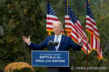 Joe Biden: From tragedy to verge of triumph in storied political career