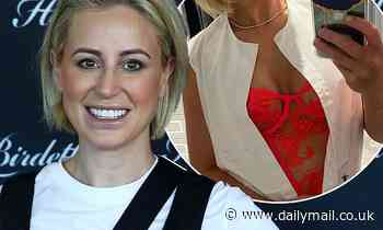 Roxy Jacenko, 40, stuns in lacy red lingerie after quitting SAS Australia