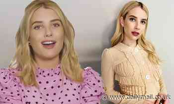 Emma Roberts explains in Glamour interview why she's particularly excited to be pregnant with boy