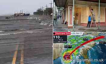 One dead as Hurricane Zeta batters New Orleans leaving 815,000 without power