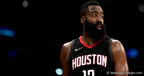 Rockets Remain 100 Percent Committed To Keeping James Harden