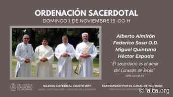 La diócesis de Gregorio de Laferrere tendrá cuatro nuevos sacerdotes - Aica On line