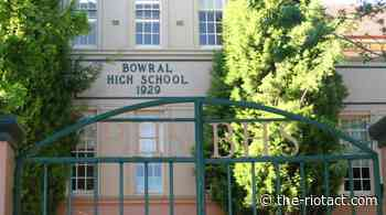 Police investigate bomb hoax at Yass, Bomaderry and Bowral schools - The RiotACT