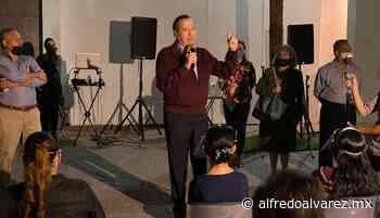 Arturo González acude a reunión ciudadana en calles de Mexicali - Noticias con Alfredo Alvarez
