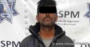 Sorprenden a hombre robando cableado telefónico - ELIMPARCIAL.COM