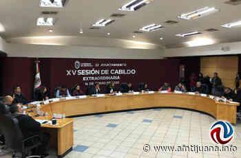 Brote de Covid-19 en oficinas del Ayuntamiento de Mexicali - AGENCIA FRONTERIZA DE NOTICIAS