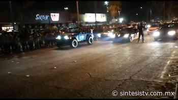 Identifican 20 puntos de Mexicali donde se realizan carreras clandestinas - Sintesis Tv