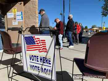 Early Voting In Lyon County